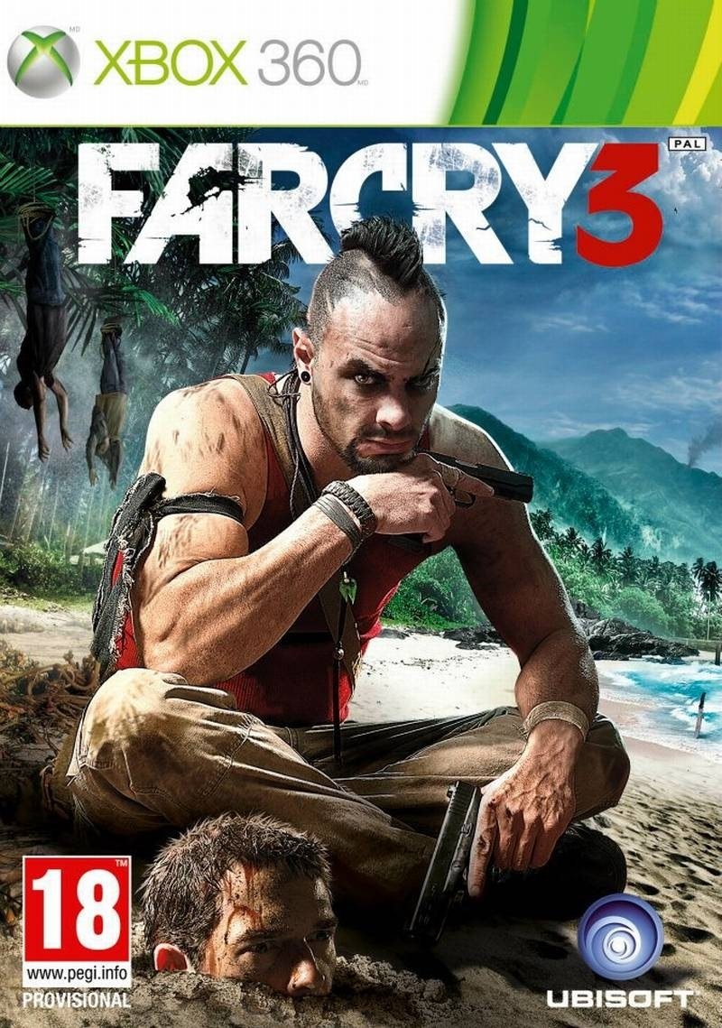 Far Cry 3 / FarCry 3 PL (Xbox 360)